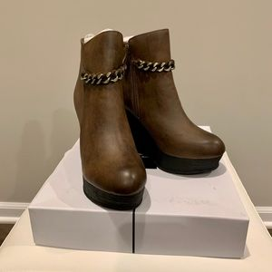 ✨SBICCA (NWT) Vintage Fashion Boots Size 7✨